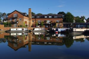Union Wharf Marina, Market Harborough