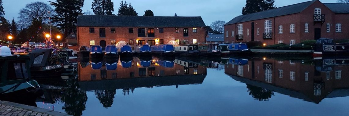 Union Wharf Marina Market Harborough